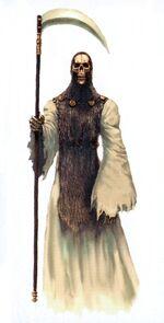 Grim Reaper FFIX Art