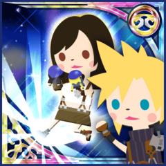 <i>Final Fantasy Airborne Brigade</i> (UR+ Legend) [FFVII].