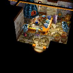 Armor shop (DS).