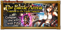 FFRK The Battle Arena Banner
