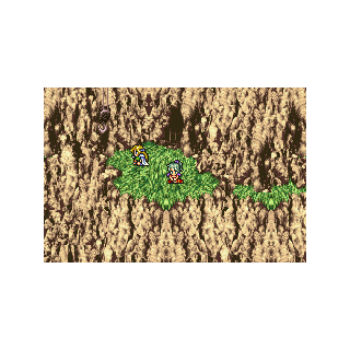 The Phoenix Cave's entrance (GBA).