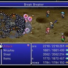 Break Breaker.