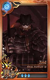 FF11 Zeid R+ I Artniks