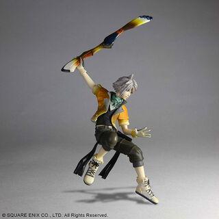 Final Fantasy XIII Trading Arts Vol 1 figure.