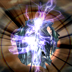 Necron is defeated.