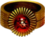 FF7 Fury ring