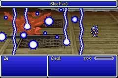 FFIV Blue Fang