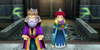 King and Queen of Eblan