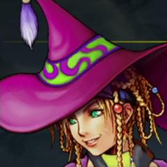 Rikku's Black Mage portrait.