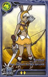 FFTA Archer R L Artniks