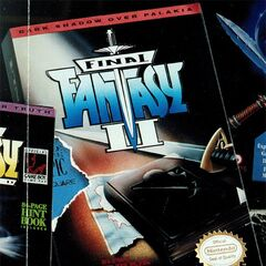 <i>Final Fantasy II: Dark Shadow Over Palakia</i><br />Nintendo Entertainment System<br />North America, never released.