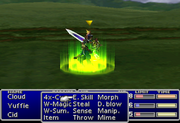 FFVII Magic