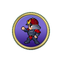 Achievement icon (iOS).