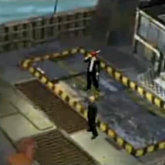 Cargo Ship in <i>Before Crisis -Final Fantasy VII-</i>.