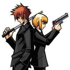 Rod (Male) and Gun (Female).
