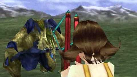 Final Fantasy VIII - Selphie Tilmitt's Limit Breaks
