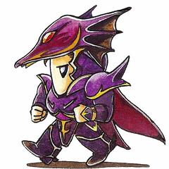 The original version of Kain's SD art.