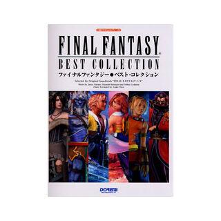 <i>Final Fantasy Best Collection</i>.
