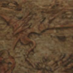 Engraving of Leviathan.