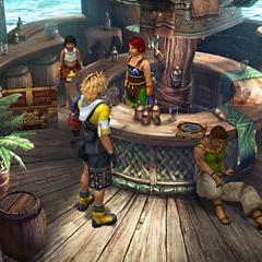 The Tavern.