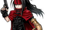 Vincent Valentine/Other appearances