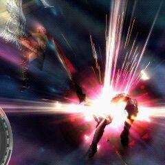 Stormblade EX Burst.