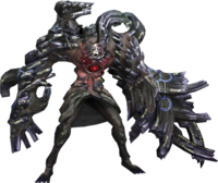 FFXIII enemy Vampire