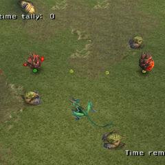 Reptile Run in <i>Final Fantasy X-2</i>.