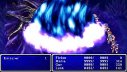 FFII PSP Destroy