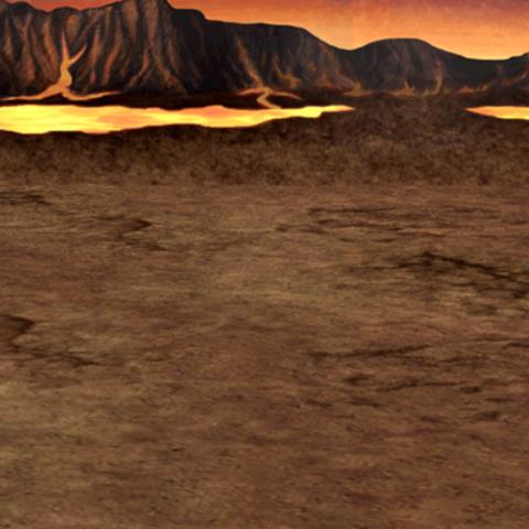 The Underworld's battle background (iOS).
