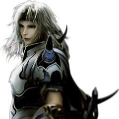 CG render of Cecil as a Paladin.