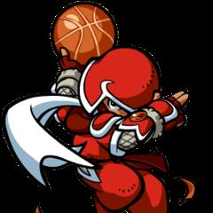 Ninja's artwork.