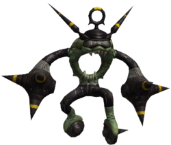 FFXIII enemy Goblin Chieftan