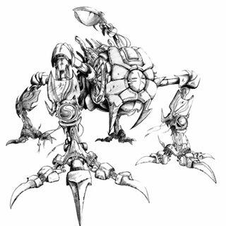 Concept artwork of Omega.