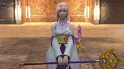 LRFFXIII Summoner Victory Pose