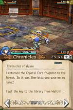 EoT Chronicles Menu