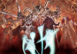 FFD Avalon Divine Generals and Emperor