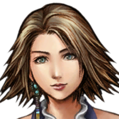 Yuna's Songstress portrait.