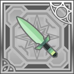 Poison Dagger (R+).