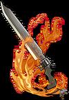 PAD Squall's Revolver