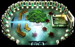 Shinra headquarters f61