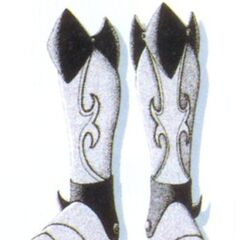 Dragoon Boots artwork.