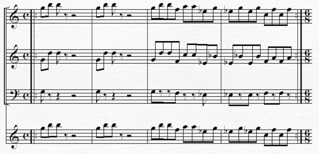 File:Teach Me Mont Blanc Music Sheet Black And White.png