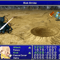 Risk Strike