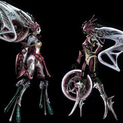 Artwork from <i>Final Fantasy XIII-2</i>.