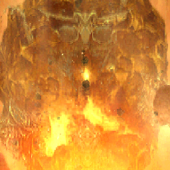 Exodus using Meteor in <i>Final Fantasy Tactics A2: Grimoire of the Rift</i>.