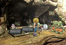 Rally-ho