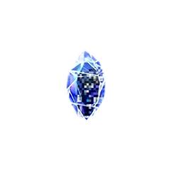 Garland's Memory Crystal.