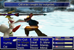 FFVII Sneak Attack