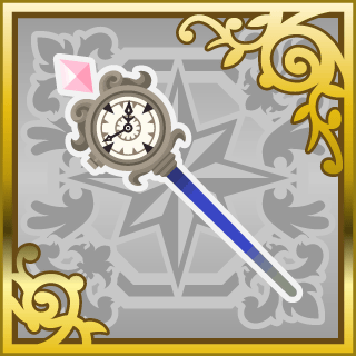 Mog's Clock, a weapon players may attain at the end of the event.